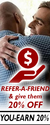 Refer-A-Friend & Earn 20%