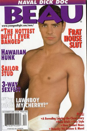 BEAU (Release December 2000) Gay Erotic Stories Paperback