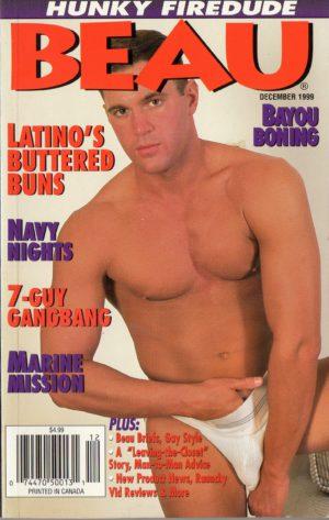 BEAU (Release December 1999) Gay Erotic Stories Paperback