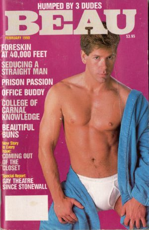 BEAU (Release February 1990) Gay Erotic Stories Paperback