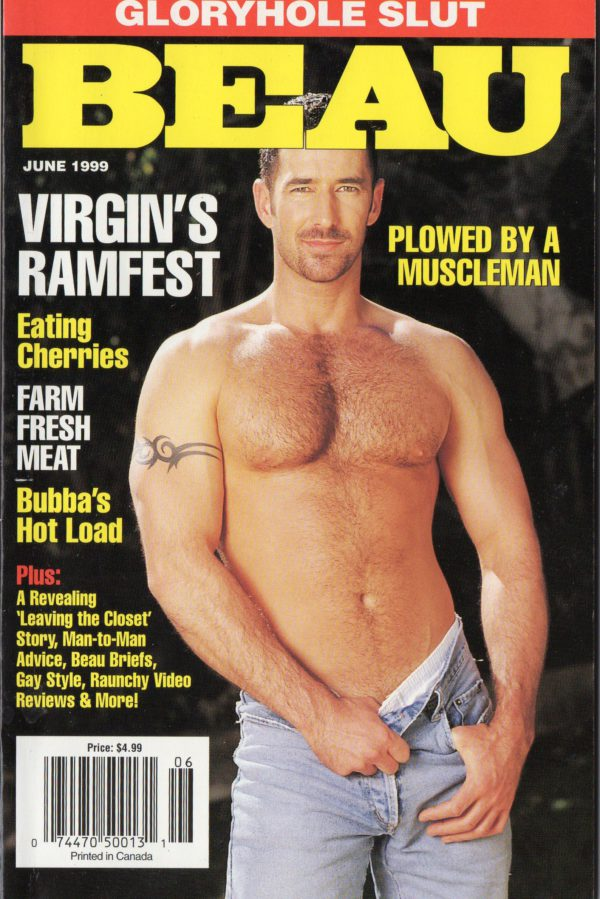 BEAU (Release June 1999) Gay Erotic Stories Paperback