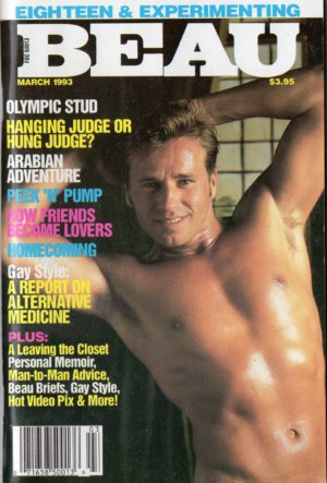 BEAU (Release March 1993) Gay Erotic Stories Paperback