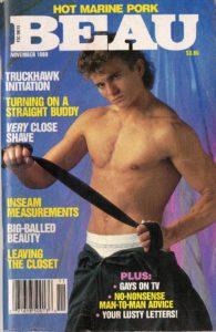 BEAU (Release November 1989) Gay Erotic Stories Paperback