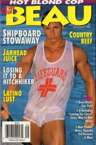 BEAU (Release September 1999) Gay Erotic Stories Paperback