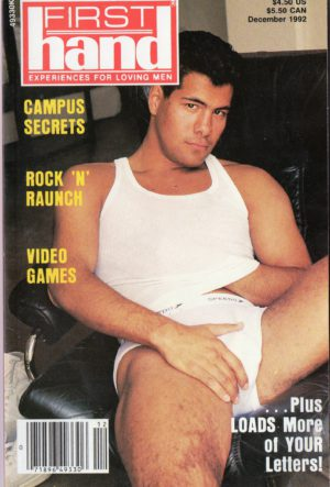 First Hand Experiences for Men (Volume 14 #2 1994 - Released February 1994) Gay Male Digest MagazineFirst Hand Experiences for Men (Volume 12 #12 1992 - Released December 1992) Gay Male Digest Magazine