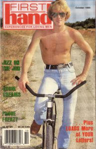 First Hand Experiences for Men (Volume 13 #10 1993 - Released October 1993) Gay Male Digest Magazine