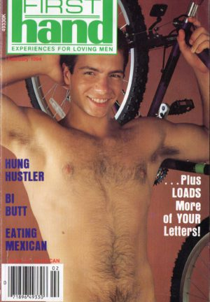 First Hand Experiences for Men (Volume 14 #2 1994 - Released February 1994) Gay Male Digest Magazine