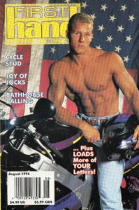 First Hand Experiences for Men (Volume 16 #9 1996 - Released August 1996) Gay Male Digest Magazine