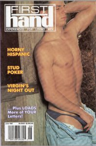 First Hand Experiences for Men (Volume 17 #7 1997 - Released June 1997) Gay Male Digest Magazine