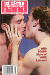 First Hand Experiences for Men (Volume 19 #10 1999 - Released August 1999) Gay Male Digest Magazine
