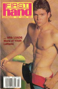 First Hand Experiences for Men (Volume 19 #3 1999 - Released February 1999) Gay Male Digest Magazine