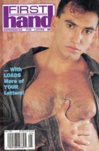 First Hand Experiences for Men (Volume 19 #7 1999 - Released May 1999) Gay Male Digest Magazine