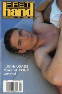 First Hand Experiences for Men (Volume 20 #5 1997 - Released April 2000) Gay Male Digest Magazine