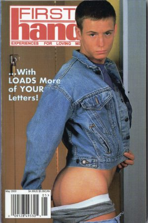 First Hand Experiences for Men (Volume 20 #6 2000 - Released May 2000) Gay Male Digest Magazine