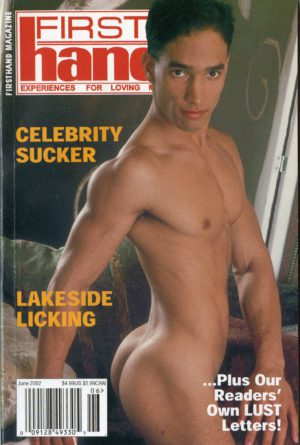 First Hand Experiences for Men (Volume 22 #4 2002 - Released June 2002) Gay Male Digest Magazine