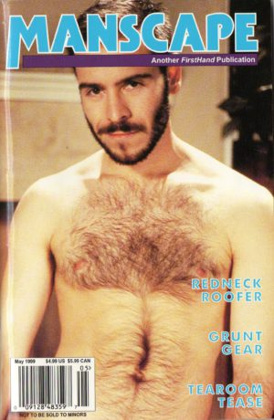 MANSCAPE (Volume 15 #3 - Released May 1999) Gay Erotic Stories Paperback