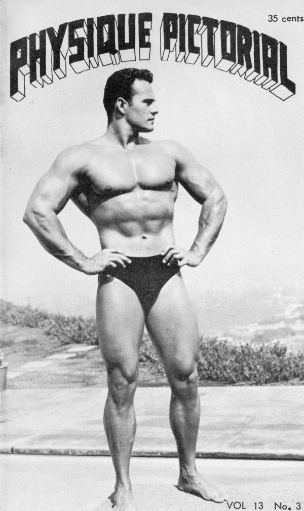 Physique Pictorial (Volume 13 #3 1963 - Released February 1963) Gay Male Nudes Physique Digest Magazine