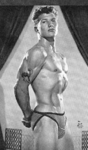 Physique Pictorial (Volume 14 #3 1965 - Released February1965) Gay Male Nudes Physique Digest Magazine