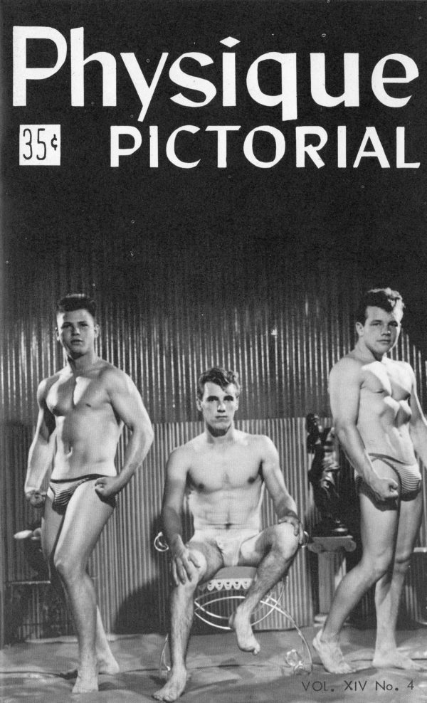 Physique Pictorial (Volume 14 #4 1965 - Released June 1965) Gay Male Nudes Physique Digest Magazine