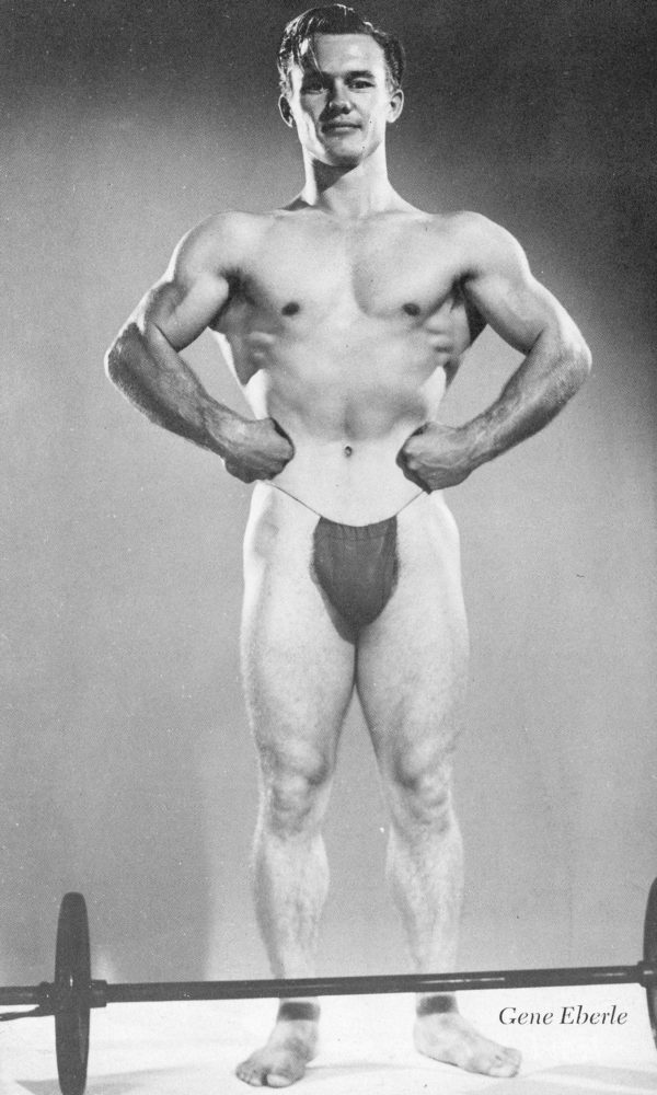 Physique Pictorial (Volume 17 #1 1968 - Released July 1968) Gay Male Bodybuilder Physique Digest Magazine
