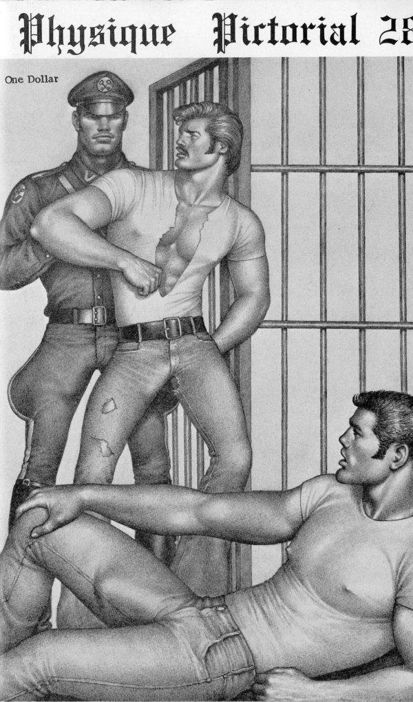 Physique Pictorial (Volume 28 1976 - Released August 1976) Gay Male Nudes Physique Digest Magazine
