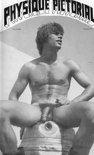 Physique Pictorial (Volume 31 1978 - Released August 1978) Gay Male Nudes Physique Digest Magazine