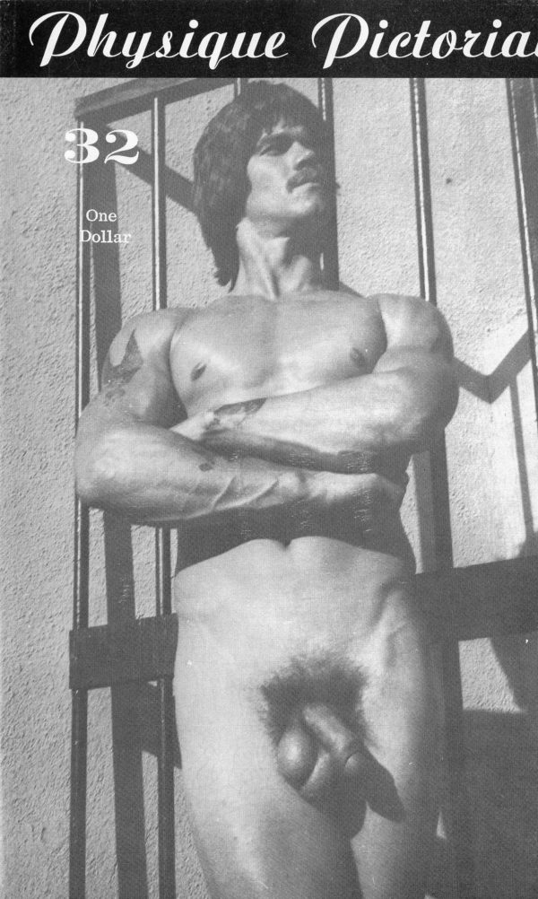 Physique Pictorial (Volume 32 1979 - Released May 1979) Gay Male Nudes Physique Digest Magazine