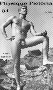 Physique Pictorial (Volume 34 1980 - Released October 1980) Gay Male Nudes Physique Digest Magazine