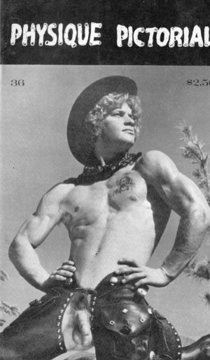 Physique Pictorial (Volume 36 1979 - Released September 1982) Gay Male Nudes Physique Digest Magazine