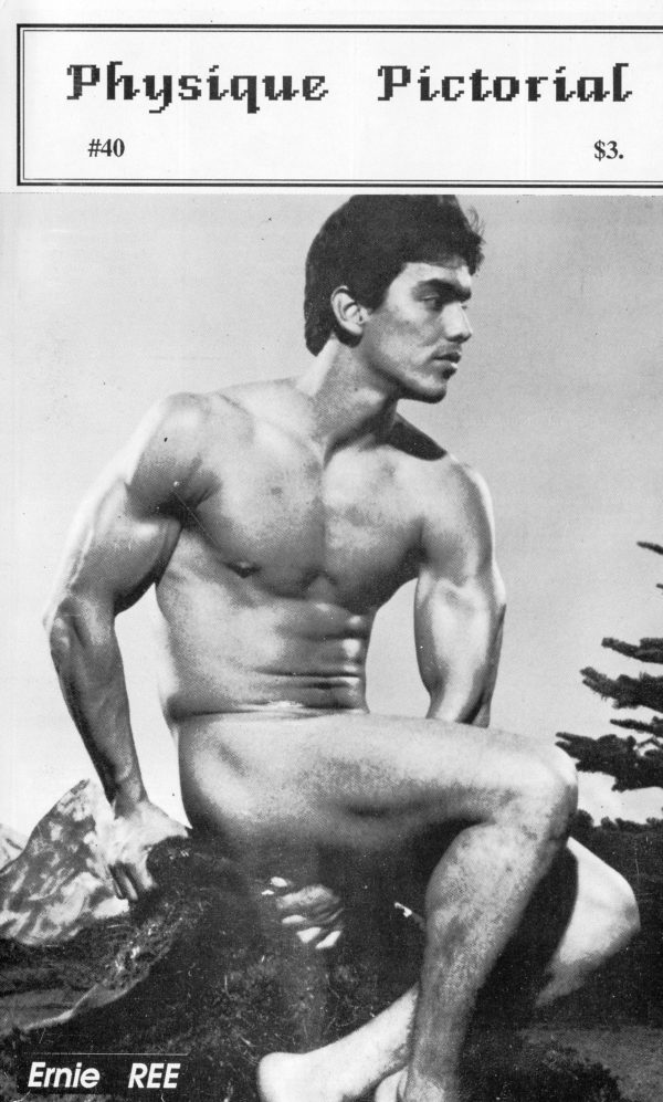 Physique Pictorial (Volume 40 1987 - Released June 1987) Gay Male Nudes Physique Digest Magazine