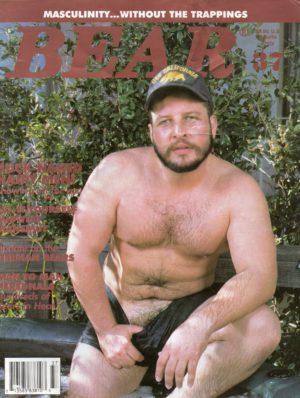 BEAR Magazine (Issue 37) Gay Male Digest Magazine