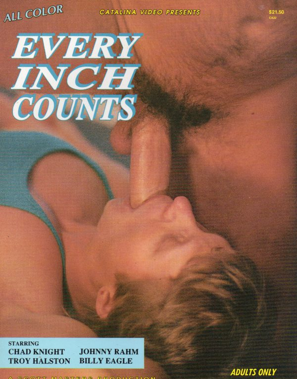 Catalina Video Presents - EVERY INCH COUNTS - Gay Full Color Illustrated Photo Magazine