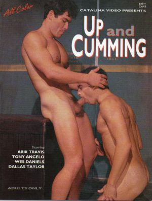 Catalina Video Presents - UP AND CUMMING - Gay Full Color Illustrated Photo Magazine