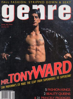 GENRE Magazine (September 1996, No.41) Gay Men's Lifestyle Magazine