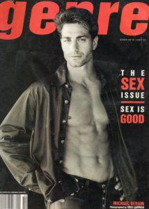 GENRE Magazine (October 1999, No.75) Gay Men's Lifestyle Magazine