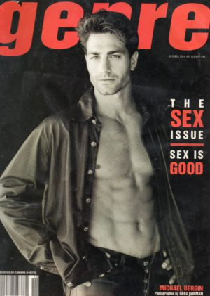 GENRE Magazine (October 1999, No.75) Gay Men's Lifestyle Magazine