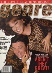 GENRE Magazine (February 2000, No.78) Gay Men's Lifestyle Magazine