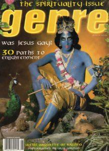 GENRE Magazine (May 2000, No.81) Gay Men's Lifestyle Magazine