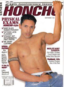 HONCHO Magazine (September 1996) Gay Male Digest Magazine