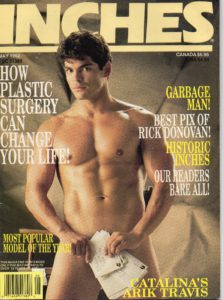 INCHES Magazine (May 1992) Gay Pictorial Lifestyle Magazine