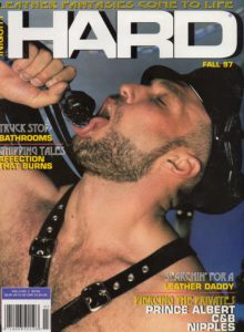 INIQUITY HARD Leather Fantasies Come to Life (Volume 6 #3 - Fall 1997) Gay Leather Fetish Magazine