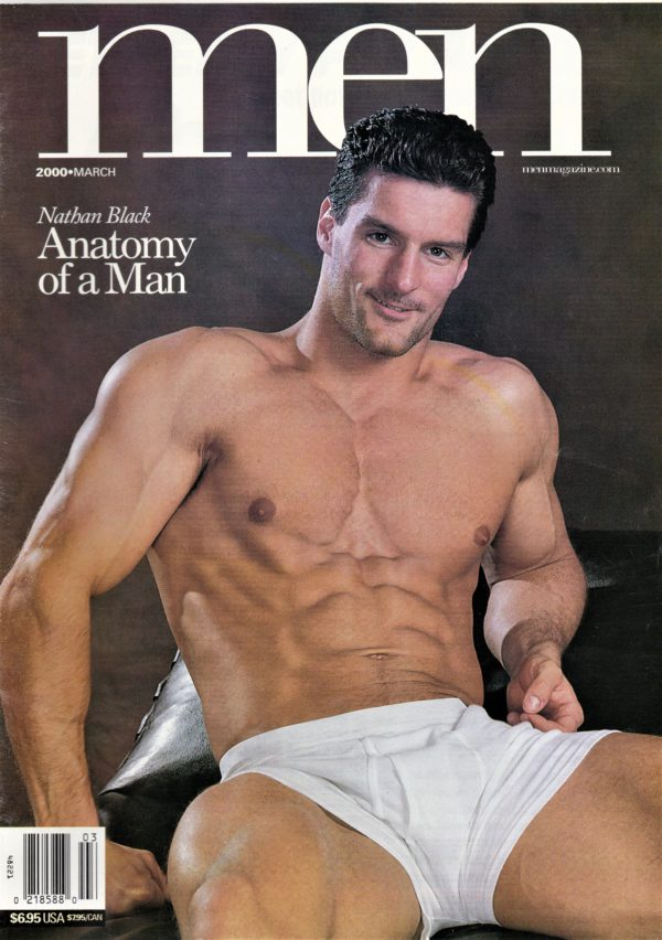 MEN Magazine (March 2000) Male Erotic Magazine