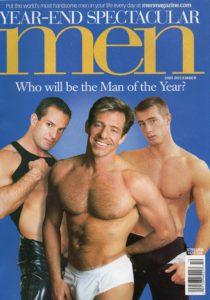MEN Magazine (December 2001) Male Erotic Magazine