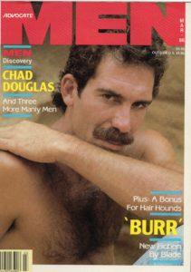 Advocate MEN Magazine (March 1986) Male Erotic Magazine
