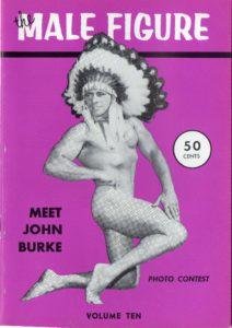 The MALE FIGURE Magazine (1957, Volume 10) Gay Pictorial Magazine