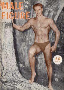 The MALE FIGURE Magazine (1959, Volume 14) Gay Pictorial Magazine