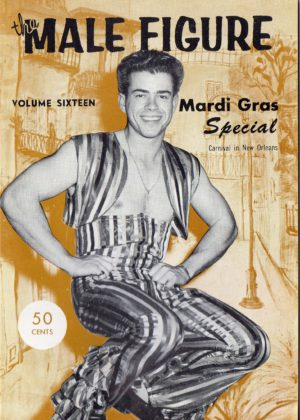 The MALE FIGURE Magazine (1959, Volume 16) Gay Pictorial Magazine