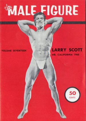 The MALE FIGURE Magazine (1960, Volume 17) Gay Pictorial Magazine