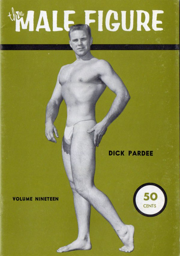 The MALE FIGURE Magazine (1961, Volume 19) Gay Pictorial Magazine