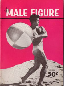 The MALE FIGURE Magazine (1956, No.2) Gay Pictorial Magazine